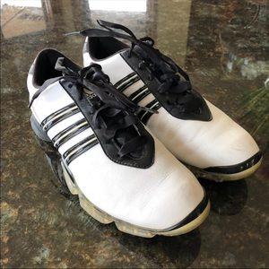 Ladies Adidas Golf Shoes 9